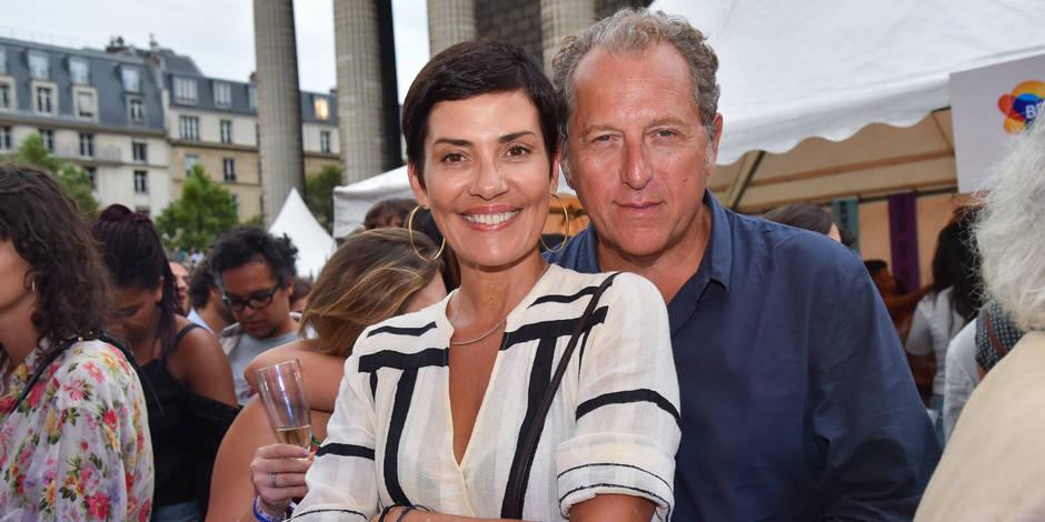 Cristina Cordula s'est mariée à Capri, voici la robe...