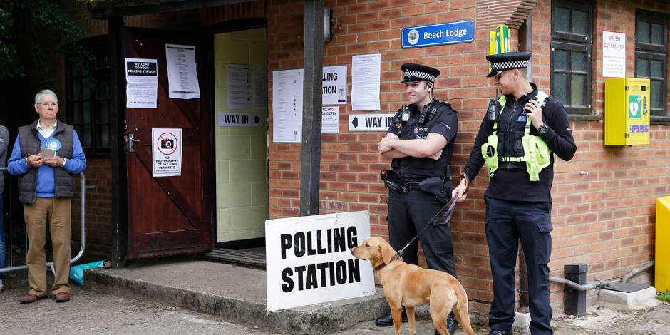 Législatives au Royaume-Uni, mode d'emploi: mais comment se déroule le scrutin?