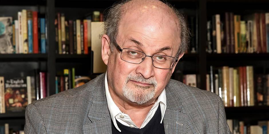 """Salman Rushdie dénonce """"l'aveuglement stupide"""" de l'Occident face au djihadisme"""