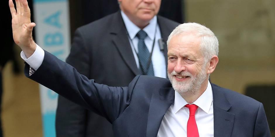 """Peter Catterall: """"Corbyn a prouvé qu'il pouvait être plus stable et solide que May"""""""