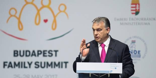 Hongrie: la loi controversée sur les ONG adoptée - La Libre