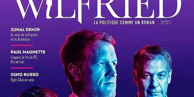 """""""Wilfried"""" : la politique belge aurait-elle du sex-appeal ? - La Libre"""
