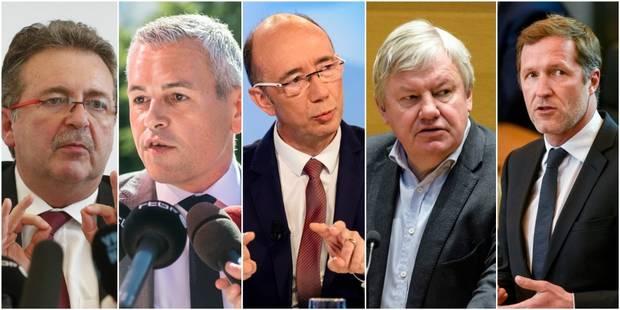 Annonce du CDH : Voici le potentiel grand jeu de chaises musicales des ministres PS - La Libre