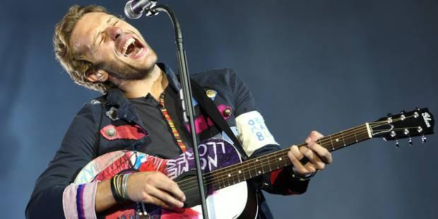 On a tous de bonnes raisons d'aimer... et détester Coldplay - La Libre
