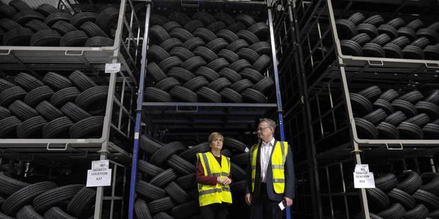 Michelin va supprimer 1.500 emplois en France sans départ contraint - La Libre