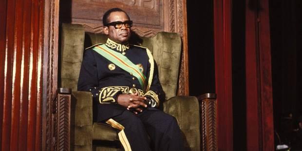"""Penser le Congo en revoyant """"Mobutu, roi du Zaïre"""" de Thierry Michel - La Libre"""