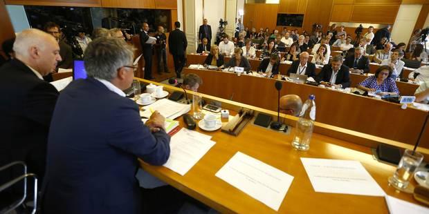 La commission Samusocial démarre fort: pas de PV ni de registre des présences, mais bien des jetons octroyés depuis... 2...