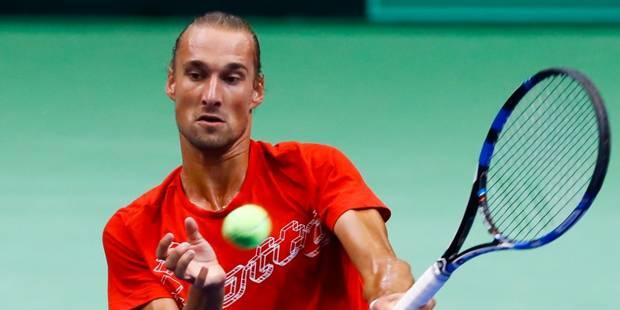 Wimbledon: Ruben Bemelmans à une victoire du tableau final - La Libre