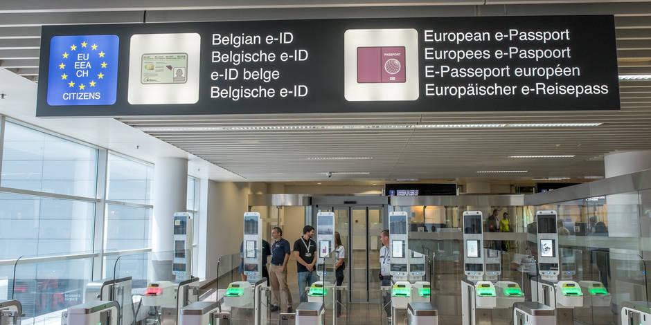 Un système enregistrera les entrées et sorties aux frontières extérieures de l'UE