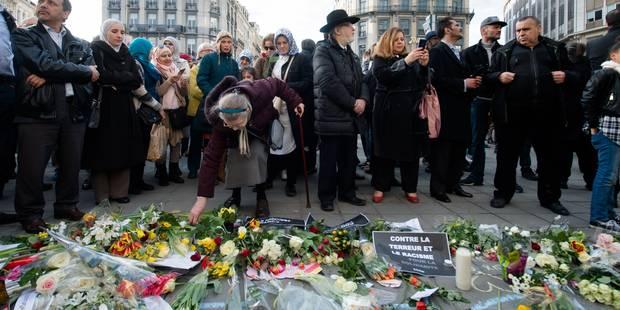 Des victimes des attentats du 22 mars contre le projet de loi de dédommagement - La Libre