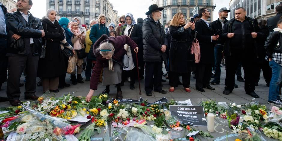 Des victimes des attentats du 22 mars contre le projet de loi de dédommagement