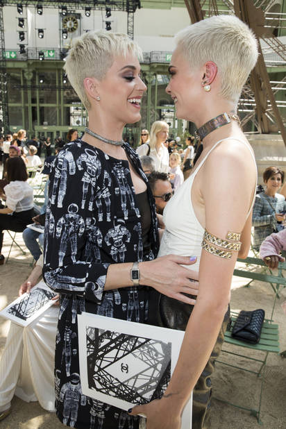 Katy Perry et Cara Delevingne