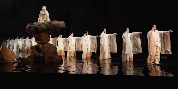 Le cri d'Antigone s'est levé sur Avignon - La Libre