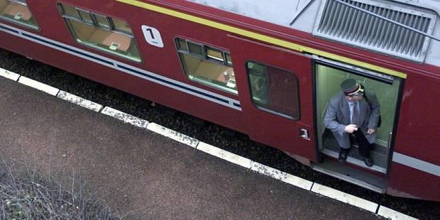 La circulation des trains perturbée entre Gand et Bruxelles suite à deux incidents - La Libre