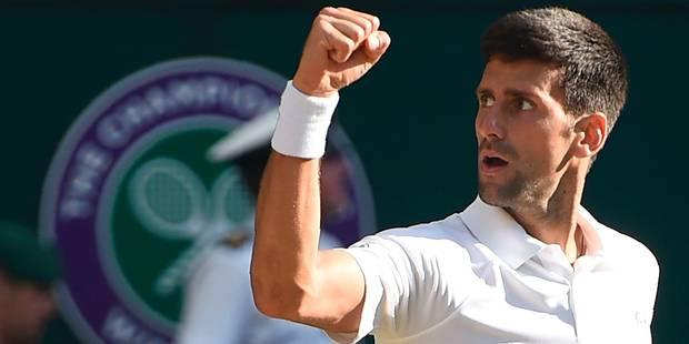 Wimbledon: Federer et Djokovic tranquilles, Tsonga et Monfils out - La Libre