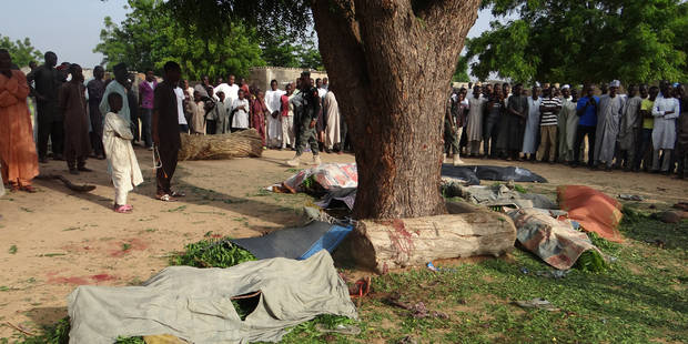 Nigeria: 15 morts dans un quadruple attentat-suicide à Maiduguri - La Libre