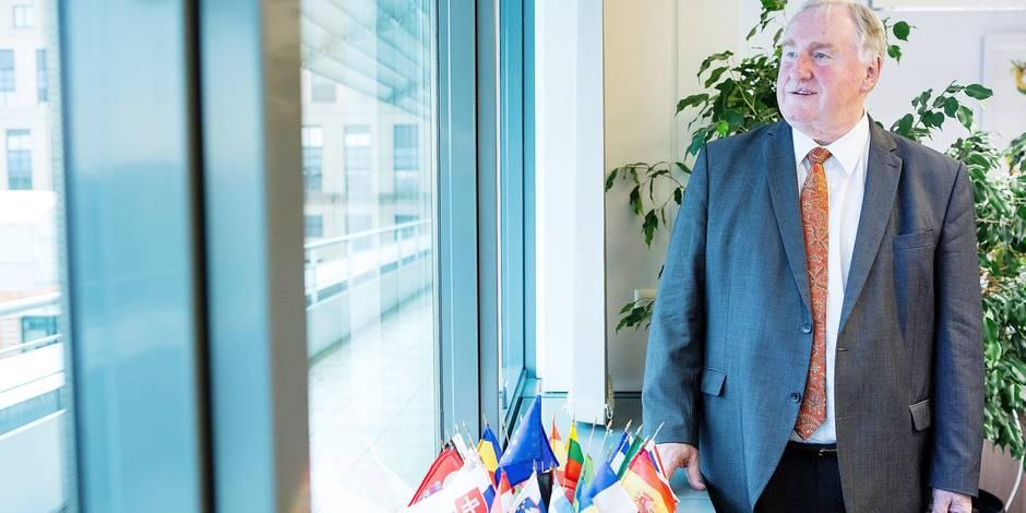 Karl-Heinz Lambertz deviendra president du Comite des Regions le 12 juillet 2017.