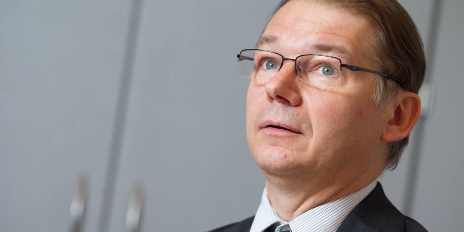 """Philippe Lamberts : """"Le lien entre croissance et emploi va s'amenuiser"""""""