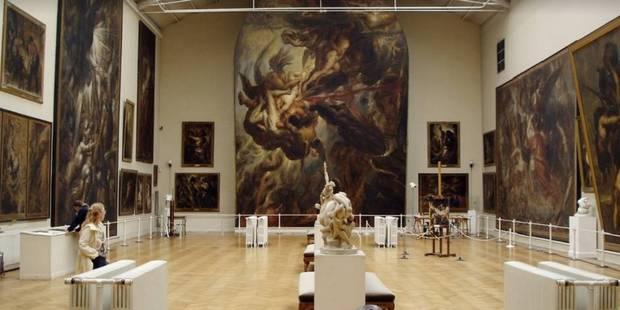 """Bruxelles: """"Il faut sauver le musée Wiertz!"""" - La Libre"""