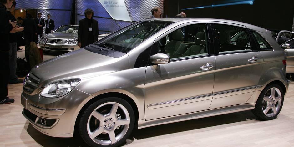 Dieselgate : Mercedes aurait trafiqué 1 million de véhicules