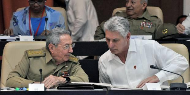 """Raul Castro: """"recul"""" dans les relations Cuba-USA sous Trump - La Libre"""