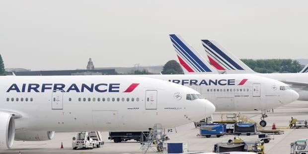 """Les pilotes d'Air France disent """"oui"""" à une nouvelle compagnie low cost - La Libre"""
