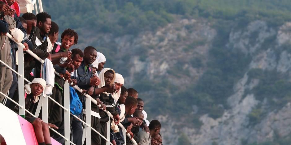 Le code de conduite des ONG, symptôme du désarroi européen - La Libre