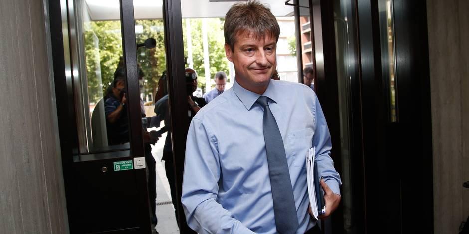 Chastel, futur ministre-Président par défaut ? (ANALYSE) - La Libre
