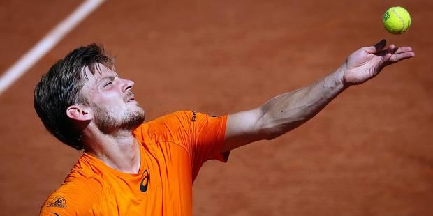 Tennis: David Goffin a encore du chemin à parcourir - La Libre