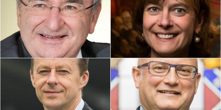 Gouvernement wallon, le casting : Di Antonio, Collin et Crucke, des politiciens expérimentés (ANALYSE) - La Libre