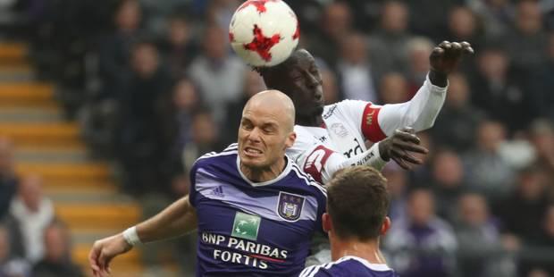 """Anderlecht se met à la recherche d'un remplaçant à Nuytinck : """"Un deuxième Spajic serait parfait"""" - La Libre"""