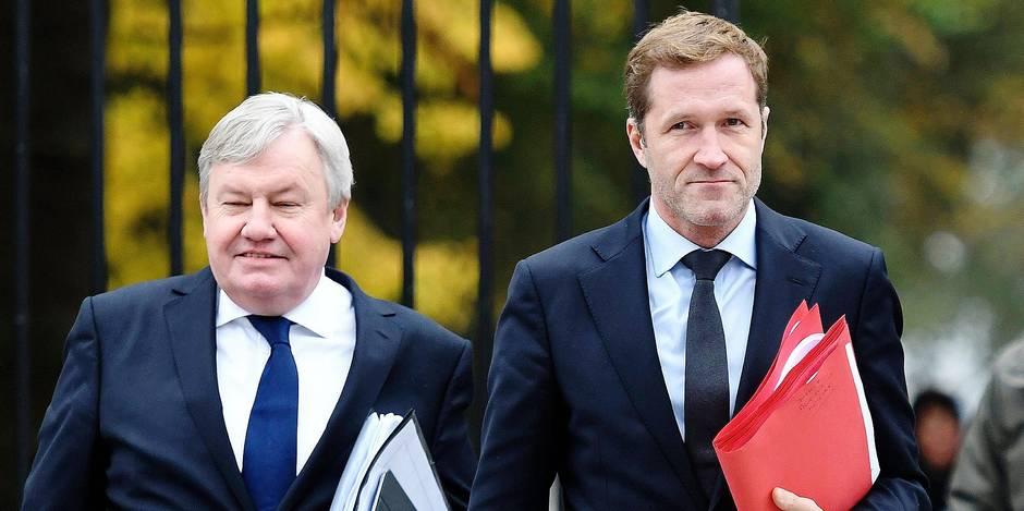 Paul Magnette peut demander jusqu'à 150.000€ d'indemnité de sortie - La Libre