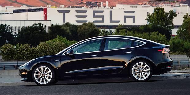 La Model 3, quitte ou double pour Tesla - La Libre