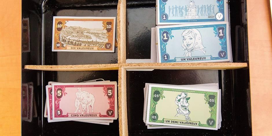 Liège - Monnaie locale - Le Valeureux