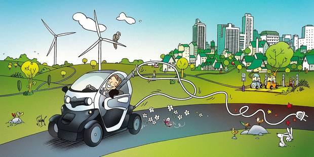 L'auto électrique ne régnera pas (OPINION) - La Libre