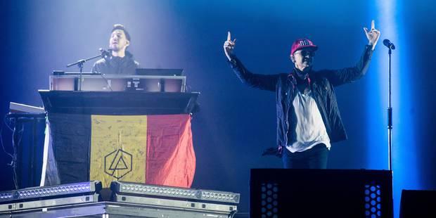 Linkin Park dans les meilleures ventes après la mort du chanteur Chester Bennington - La Libre