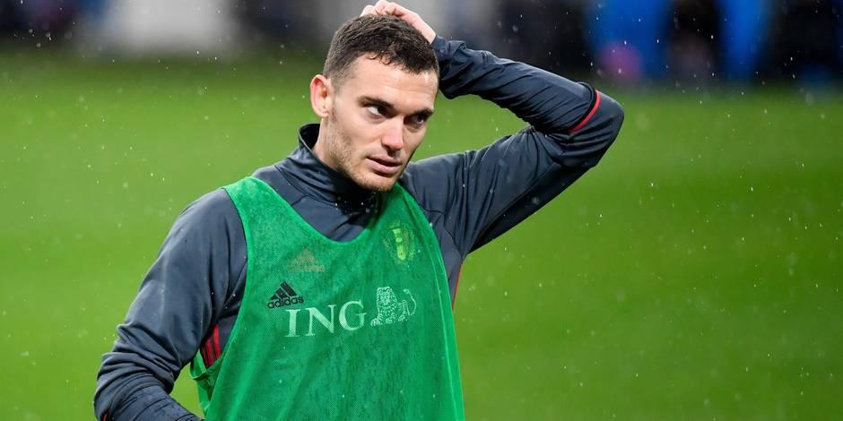 Vermaelen ne dit pas non à Anderlecht qui cherche un back gauche