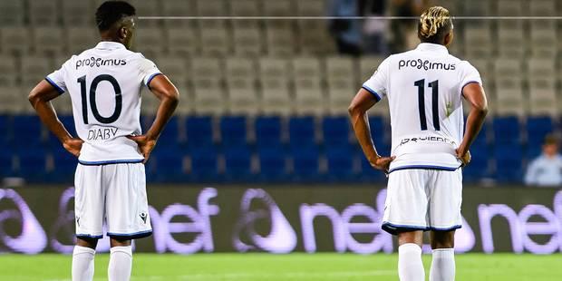 Le FC Bruges face à Athènes pour une place en Europa League - La Libre
