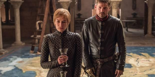 Game of Thrones: l'épisode 4 de la saison 7 fuite sur le net! - La Libre