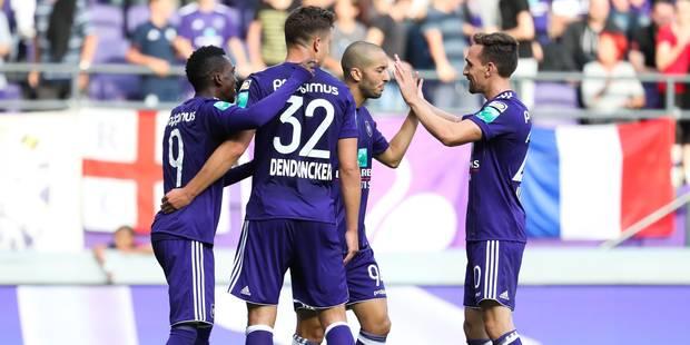 René Weiler prône la patience après la victoire poussive d'Anderlecht face à Ostende (1-0) - La Libre