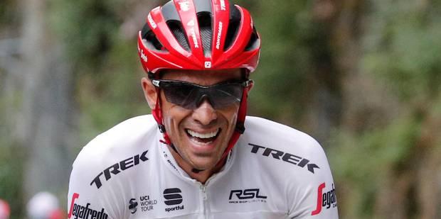 Contador prendra sa retraite après la Vuelta ! - La Libre