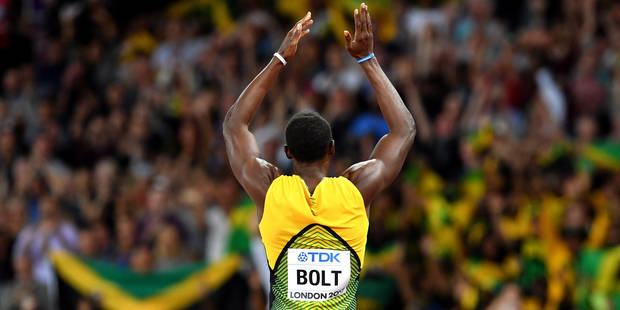 """Usain Bolt : """"Il est temps d'arrêter"""" - La Libre"""
