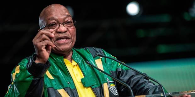 Afrique du Sud: l'avenir du président Zuma entre les mains du Parlement - La Libre