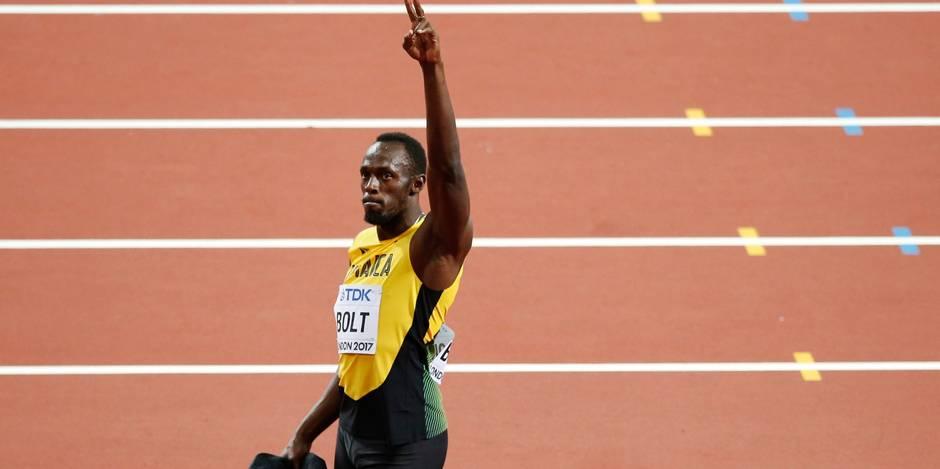 Bolt et la Jamaïque en finale du 4x100m mais les Américains font sensation