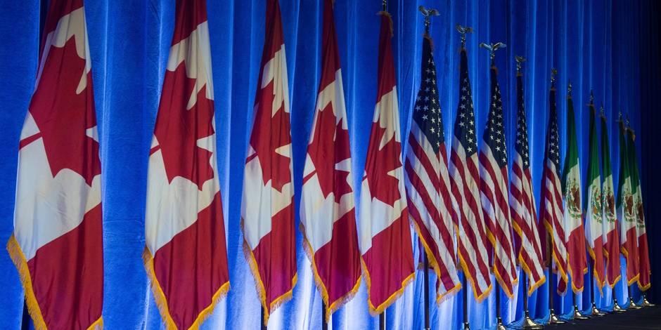 Le Canada, les Etats-Unis et le Mexique entament la difficile renégociation de l'Aléna
