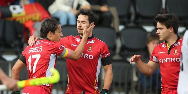 Quels sont les 5 meilleurs Red Lions du match contre l'Autriche? - La Libre