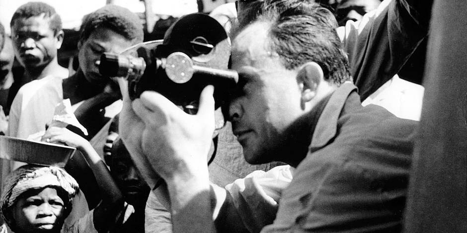Jean Rouch, le contre-colonial
