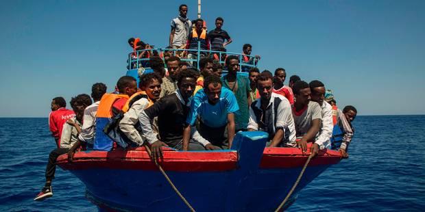 Sauver des vies en Méditerranée, est-ce un délit humanitaire? (OPINION) - La Libre