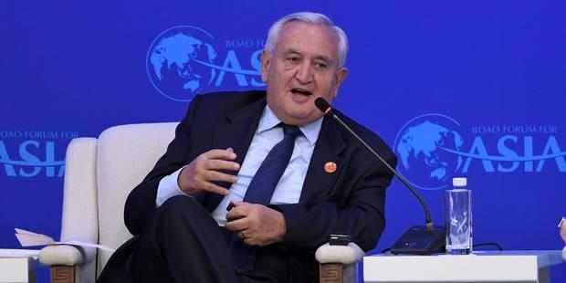 Jean-Pierre Raffarin devient chroniqueur sur France 2 - La Libre