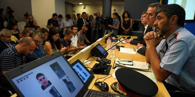 "Attentats en Catalogne : La police catalane confirme un contact ""non officiel"" avec la police belge - La Libre"